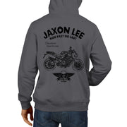 JL Ride Illustration For A MV Agusta Brutale 1090RR Motorbike Fan Hoodie