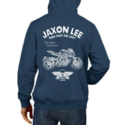 JL Ride Illustration For A MV Agusta Brutale 800 2016 Motorbike Fan Hoodie