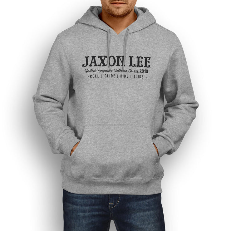 JL Ultimate Illustration For A Triumph Thruxton 1200 Motorbike Fan Hoodie