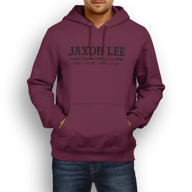 JL Soul Illustration For A Honda NM4 Motorbike Fan Hoodie