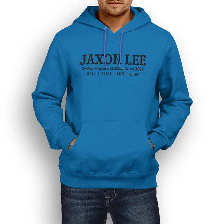 JL* Ultimate Illustration For A Yamaha RD 350 LC Motorbike Fan Hoodie