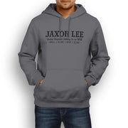JL Soul Illustration For A MV Agusta Turismo Veloce 800 Motorbike Fan Hoodie