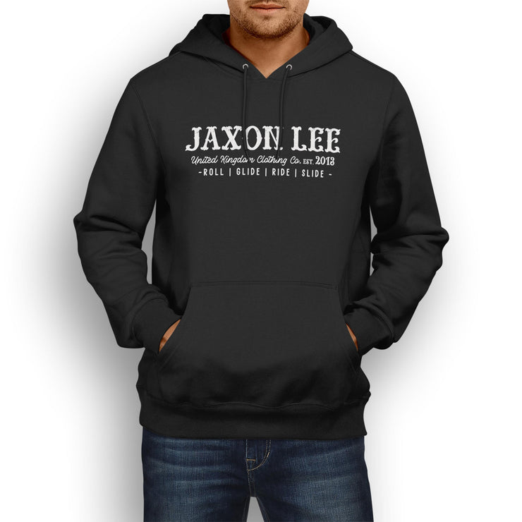 JL Soul Illustration for a Aprilia Caponord 1200 ABS Motorbike fan Hoodie