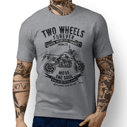 JL Soul BMW HP2 Megamoto inspired Motorcycle Art design – T-shirts - Jaxon lee
