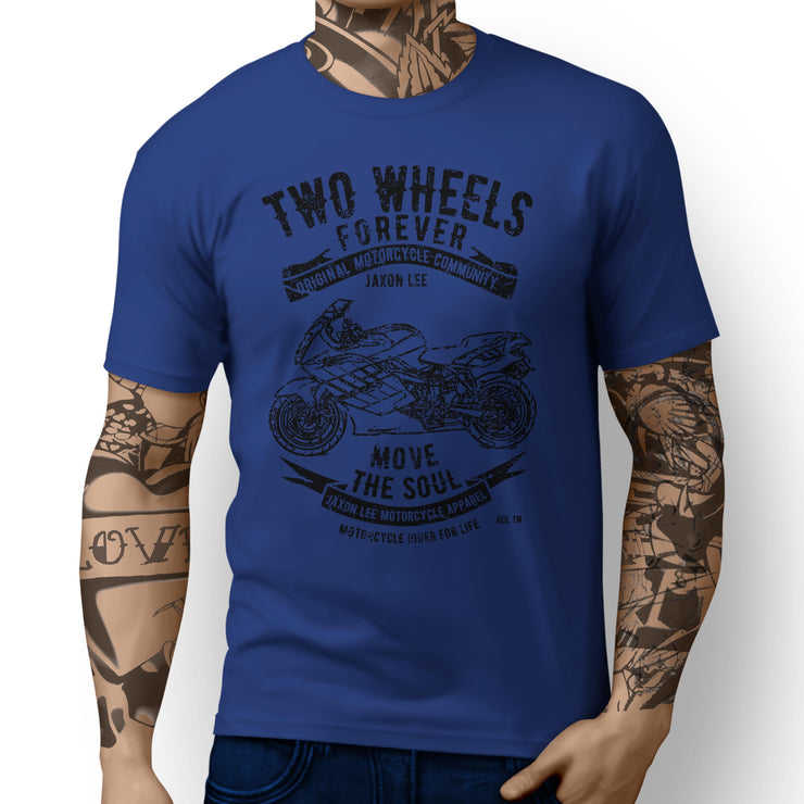 JL Soul BMW K1200S inspired Motorcycle Art design – T-shirts - Jaxon lee