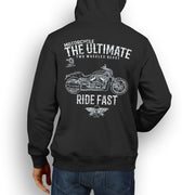 JL Ultimate Art Hood aimed at fans go Harley Davidson Night Rod Special Motorbike