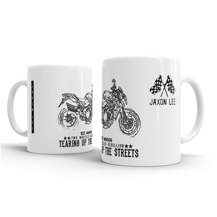 JL Illustration For A MV Agusta Brutale 1090RR 2011 Motorbike Fan – Gift Mug