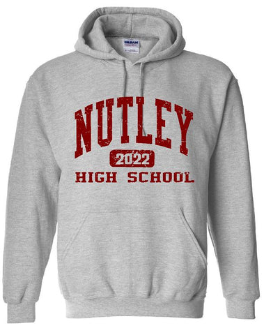 Gildan - Heavy Blend™ Hooded Sweatshirt Class of 2022