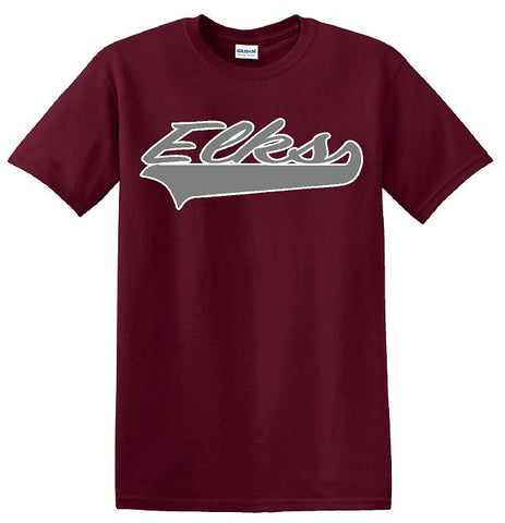 Gildan - Heavy Cotton™ T-Shirt. (ELKS)
