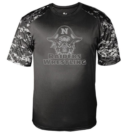 Badger - Digital Camo Sport T-Shirt