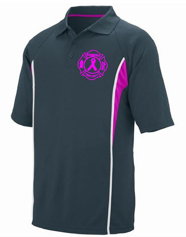 BFD Cancer Awareness Polo