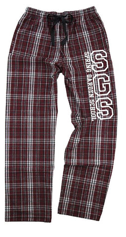 Boxercraft - Flannel Pants With Pockets SGS Design
