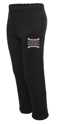 JERZEES - Nublend® Open Bottom Sweatpants