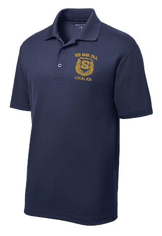 Performance Short Sleeve Polo Embroidered