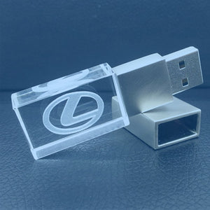 Crystal USB Key