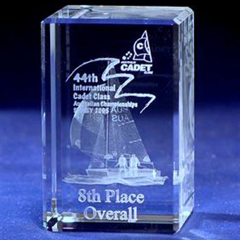 Crystal Podium (Small)