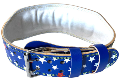 Wonder Woman weightlifting belt