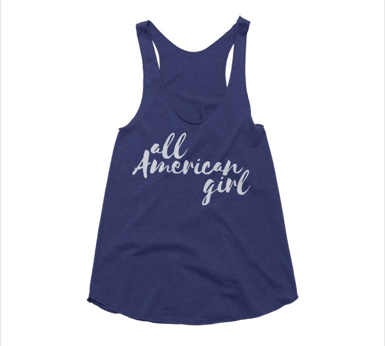 All American Girl (Blue)