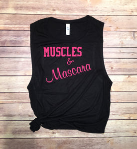 Muscles and Mascara (Black)