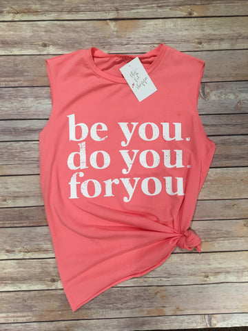 Be You Tank (Pink)