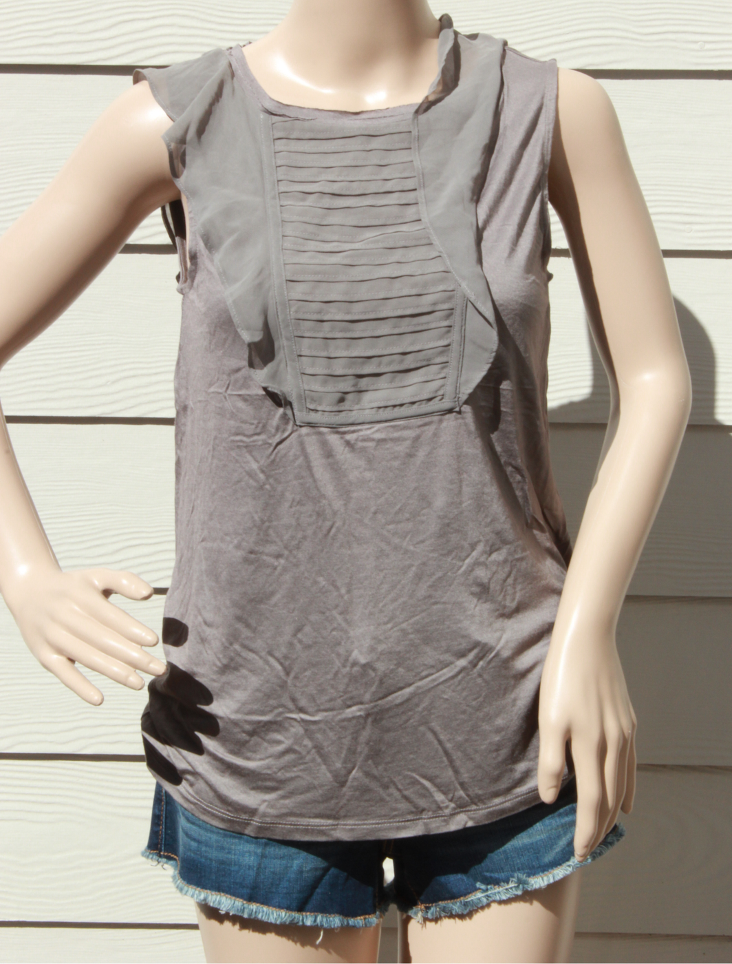 850726315f6 Banana Republic Lined Tank Top