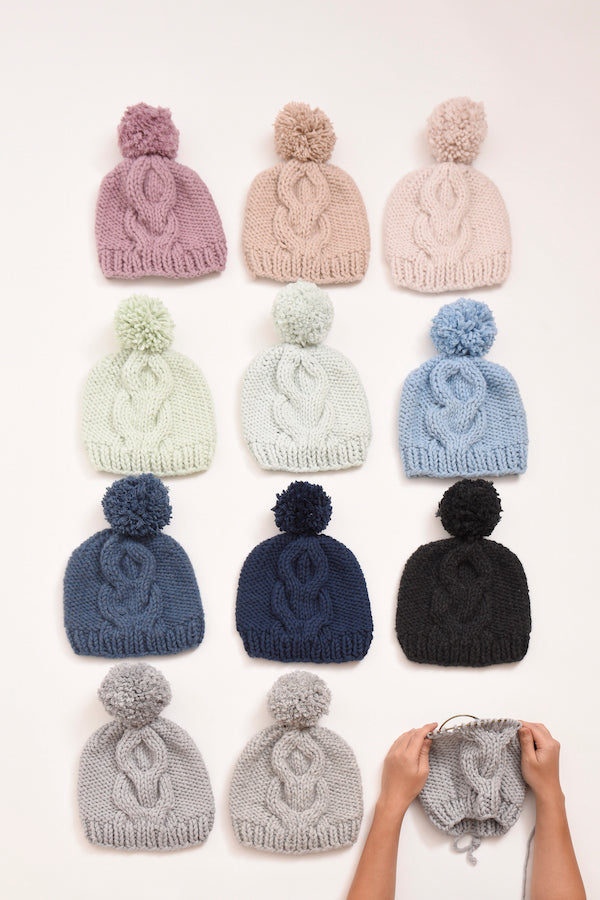 Cable Hats