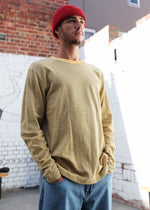 Future hemp long sleeve tee Byron