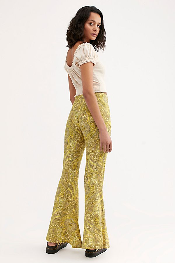 Lenni the Label | Jimi Pants Brocade Gold