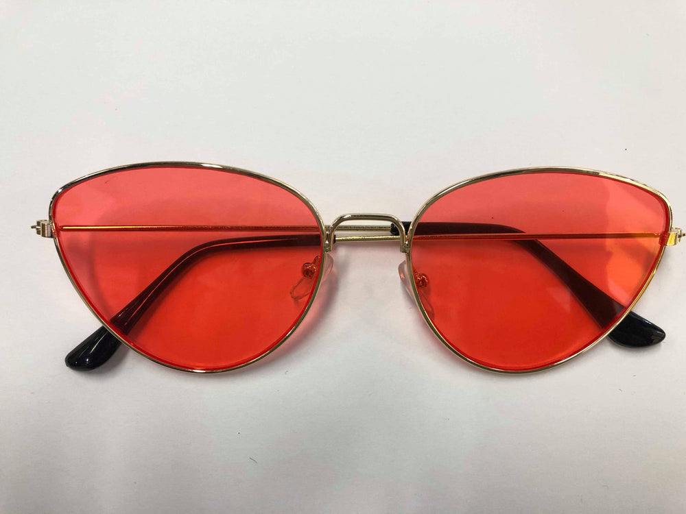 Beach Town | Love Bug Sunnies Red