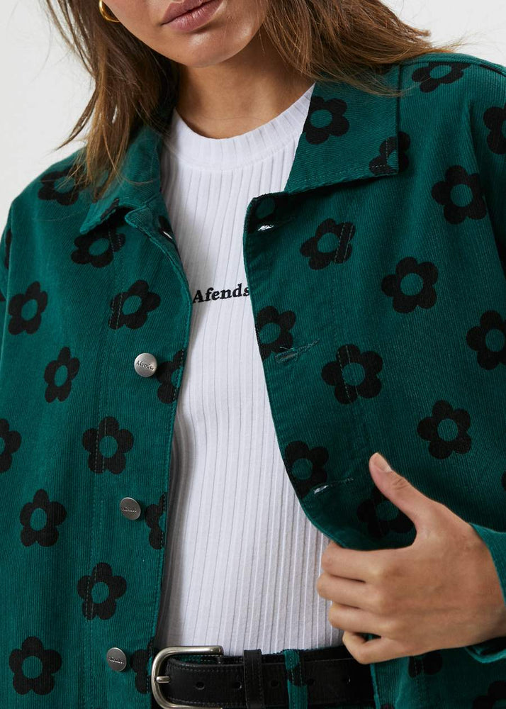 Afends | Cherrie Cord Jacket
