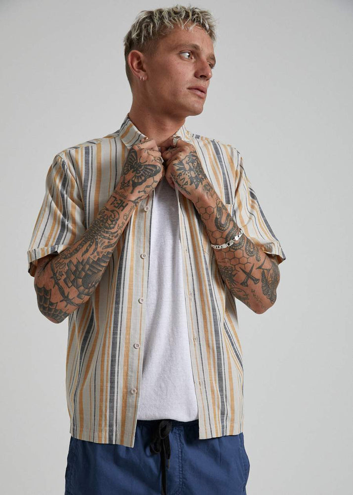 Afends | Motel Short Sleeve Shirt