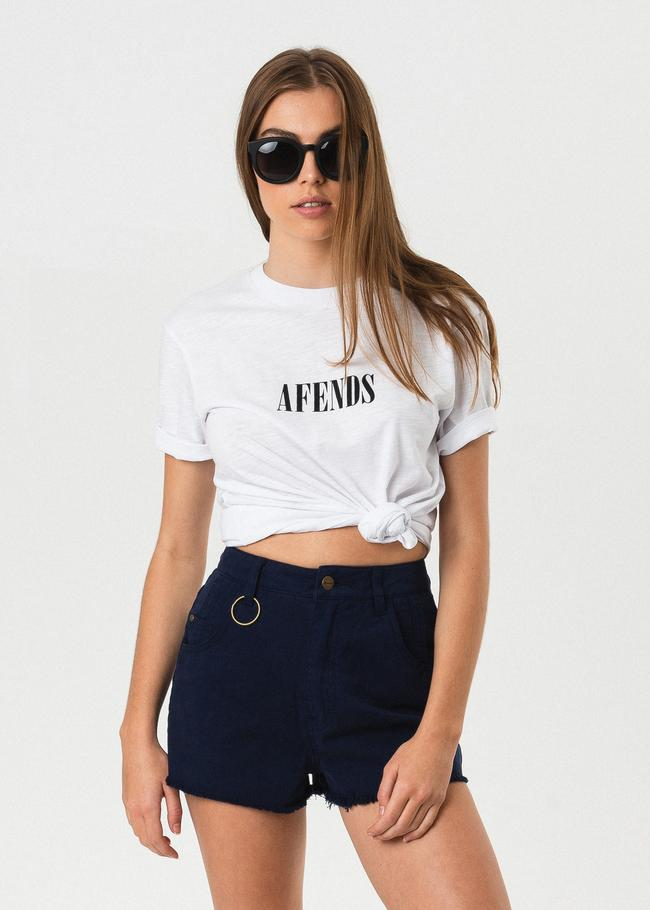 Womens sale clothing online beach town afends ballina womens tees online