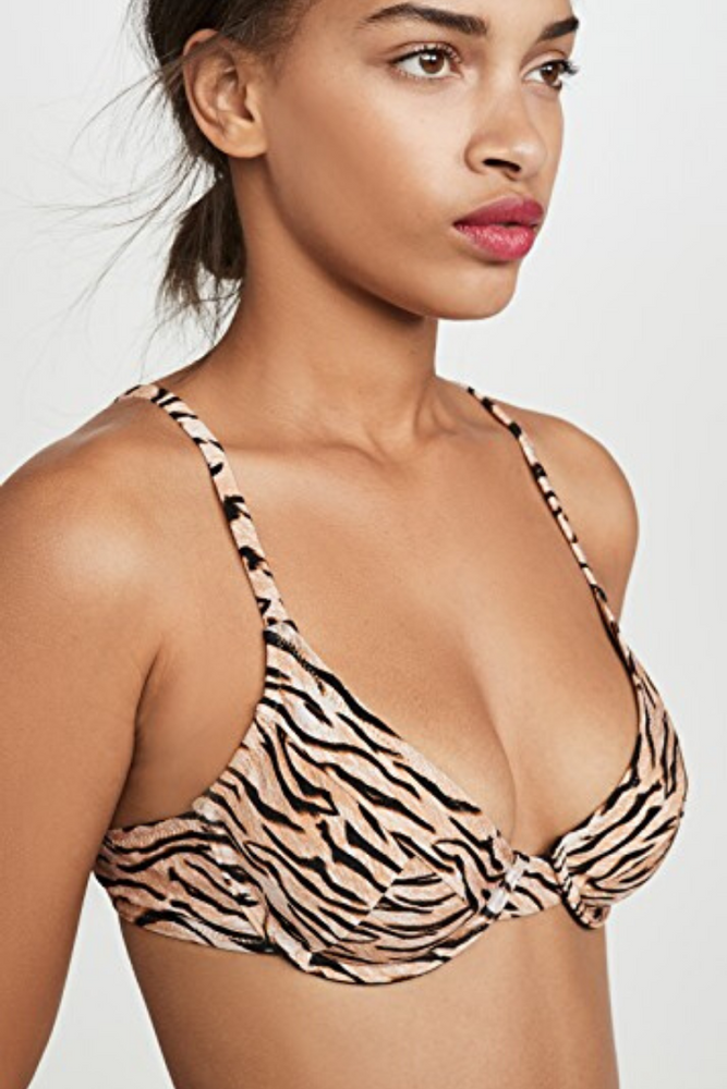 MINKPINK | Endangered Underwire Top