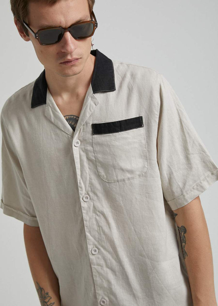 Afends | Bowlo Hemp Cuban Shirt