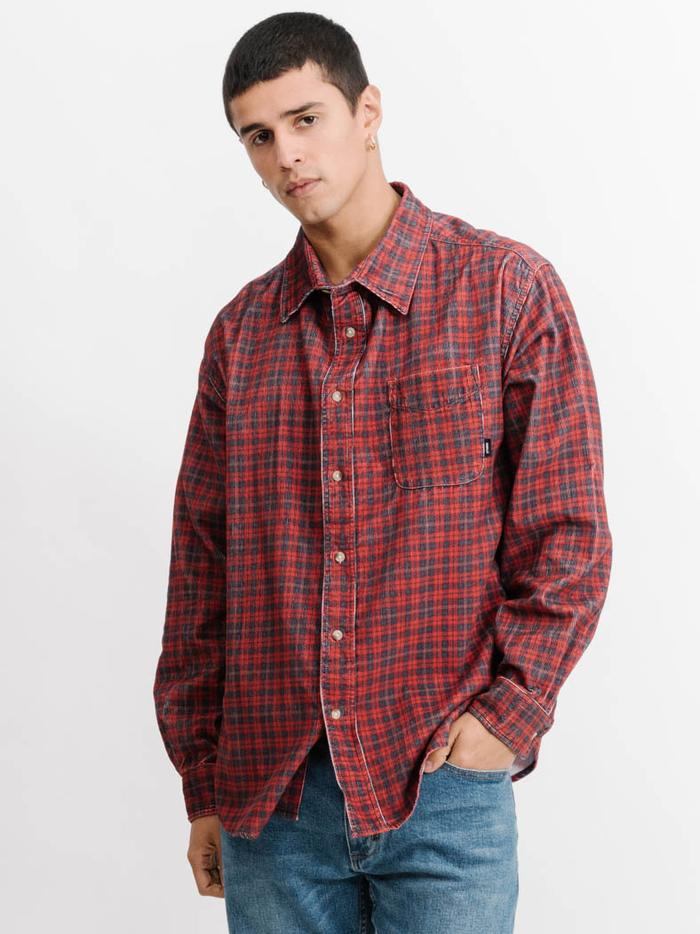 Thrills Mens Shirts online Beach Town Ballina Brunswick Shirt Byron Bay