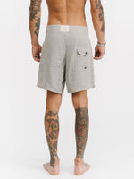 Military patch board shorts byron bay
