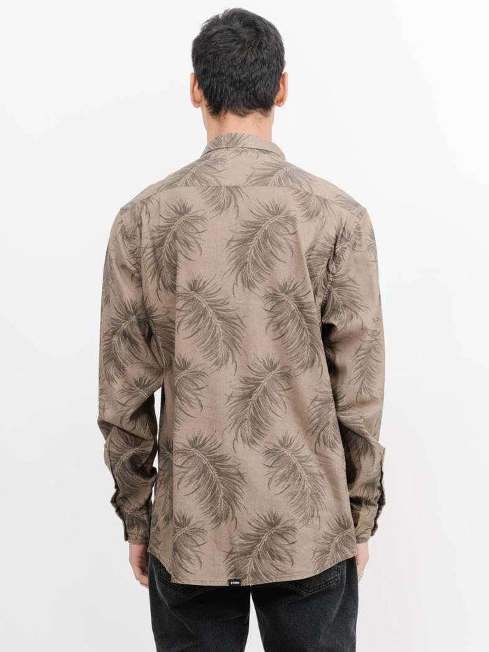 Thrills | Winter Palm L/S Shirt
