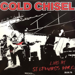 Limited Edition Cold Chisel Album Live At St Leonards Beach Town Ballina Vinyls