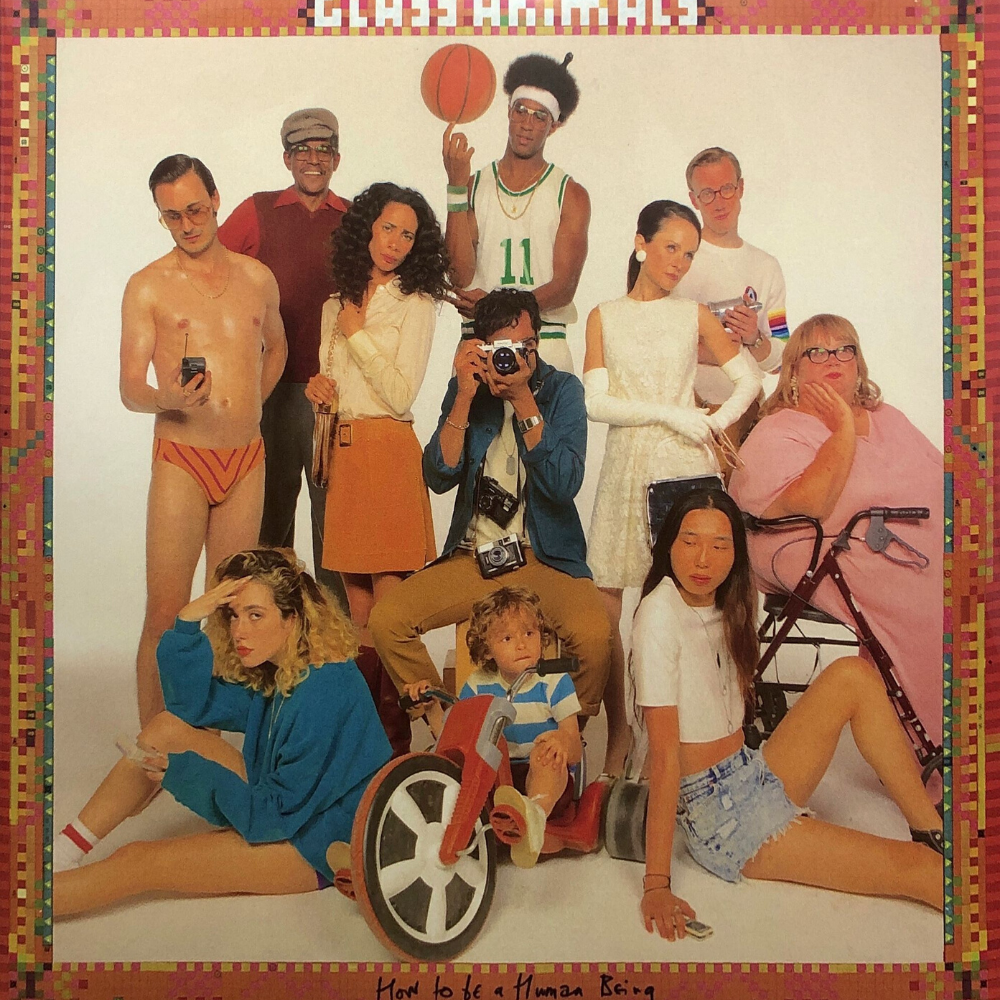 Glass Animals | How To Be a Human Being (Deluxe Edition)