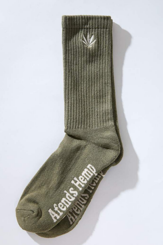 Afends | Happy Hemp Socks 1pk