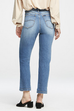 Lee High Straights Fervour womens jeans beach town byron bay