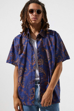 Afends Mens Shirts Hemp Beach town ballina Depp Shirt Byron Bay