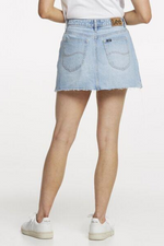 Lee Jeans denim skirt beach town ballina byron bay denim skirts online