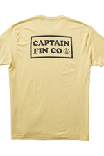 Captain Fin | New Wave Tee