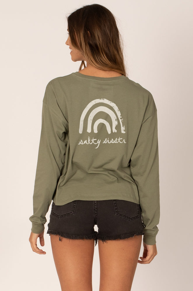 sisstr long sleeve tee beach town byron