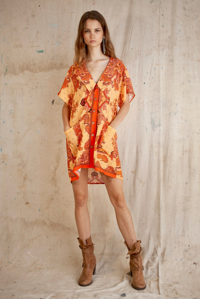 Lenni The Label | Levitation Shirt Dress