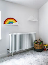 Rainbow Shelf Handmade for children's and babies room