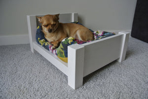 The Dog 'Bed' Bed in White