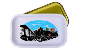 Minneapolis Rolling Tray sparks Toke Tray™