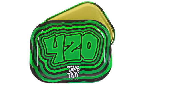 420 Rolling Tray